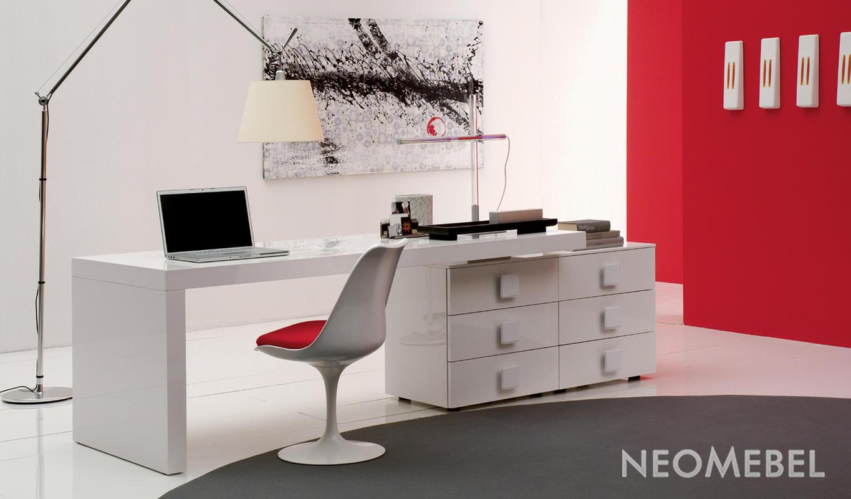Письменный стол , besana - bidue, office one в интернет мага.